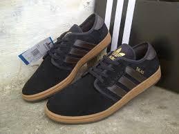 Sepatu Adidas Kets jual sepatu kets casual sneakers adidas silas skateboard 2015