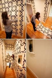 Easy Remove Wallpaper For Apartments | how did i not know this existed renter s wallpaper temporary