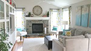 Decorating Ideas Family Room Fireplace - Family room decoration ideas