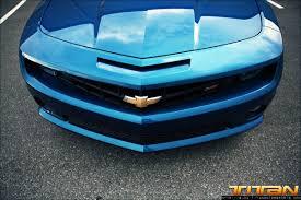 aqua blue camaro titan motorsports camaro supercharger
