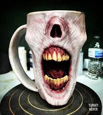 The Best Coffee Mugs Realistic Zombie Head Coffee Mugs Are A Real Eye Opener Huffpost