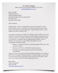 How Should A Resume Look Tips To Writing A Good Cover Letter Cover Letter Address A Cover
