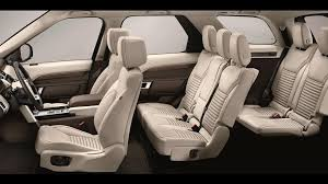 Car That Seats 5 Comfortably Discovery 5 Is Alive Land Rover U0027s New Seven Seat Practicality