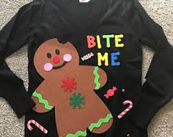 Ugly Christmas Sweater Party Poem - ugly christmas sweater christmas bow skirt ugly christmas