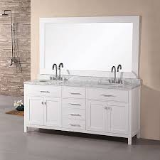 24 Inch Bathroom Vanity Combo by Bathroom Double Sink Vanity Lowes 60 Inch Vanity Single Sink