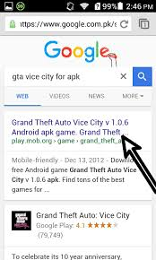 gta vice city apk data mobile free gta vice city android