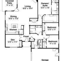 open concept bungalow house plans home architecture open concept bungalow house plans floor craftsman