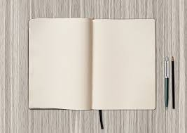 blank paper to write on book blank write free image on pixabay