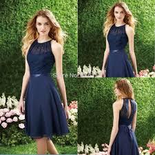 navy blue bridesmaid dress get cheap navy blue bridesmaids dresses aliexpress