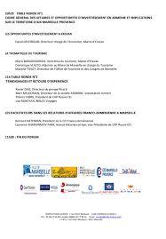 chambre de commerce franco russe ccifa on business forum armenie avec la chambre