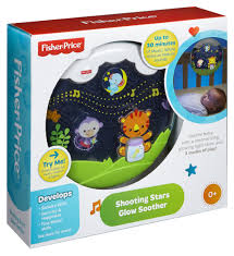 Mesmerizing Lighting Settings Fisher Price Shooting Stars Glow Soother Walmart Com