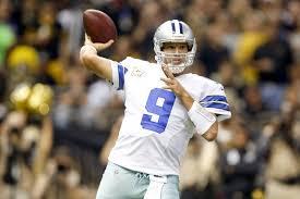 Cowboys Saints Meme - cowboys quarterback tony romo s back again