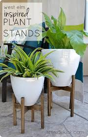 diy plant stand u2013anyone can build