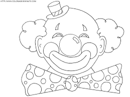 291 clowns coloring pages images clowns