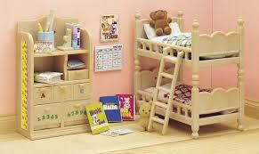 Sylvanian Families Childrens Bedroom Set Toy At Mighty Ape NZ - Sylvanian families living room set