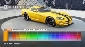 Dodge Viper Colors - i u0027ve gotten questions on how i got two tone wheels with my livery