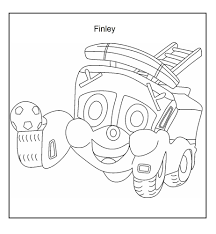 fire truck coloring pages kids coloring