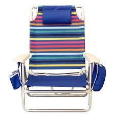 Beach Chairs At Walmart Nautica Beach Chair Rainbow Stripe Walmart Com