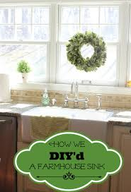 Golden Boys And Me DIY Shaws Farmhouse Sink Installation - Shaw farmhouse kitchen sink