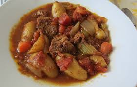 beef stew in crockpot peanut butter and peppers
