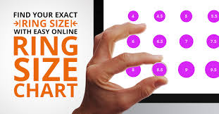 sizing rings online images Ring size chart determine your ring size using online ring sizer png