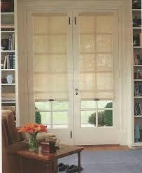 Front Door Metal Decor Enchanting Front Door Roman Shade And Window Treatments For Metal