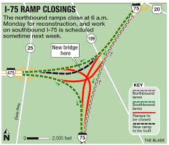 Us Route 20 Map by Months Of Closed Ramps And Frustration For Drivers Starts Monday