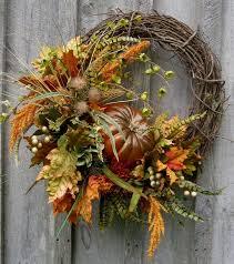 best 25 fall wreaths ideas on fall wreath
