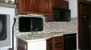 Smart Tiles Kitchen Backsplash Peel And Stick Tiles For The Rv Smart Tiles
