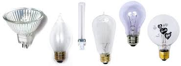 common light bulb types achieve better living through different types of light bulbs new
