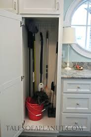 Broom Closet Cabinet Broom Closet Laundry Room Roselawnlutheran
