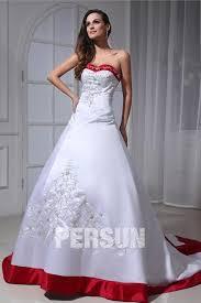 robe de mariã e en couleur palais colorié robe de mariée broderie paillettes bi couleur en
