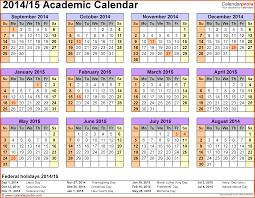 2014 and 2015 calendar printable bio exle