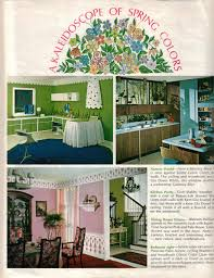 10 color schemes from 1968 retro renovation
