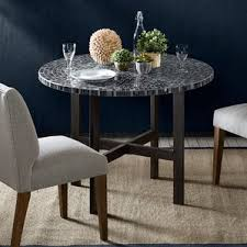Kitchen Diner Tables by Marble Kitchen U0026 Dining Tables You U0027ll Love Wayfair