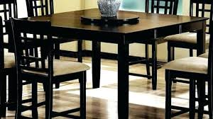 bar height table set black bar height table rouge contemporary antique black bar height