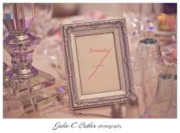 silver frames for wedding table numbers 12 best picture frames table numbers images on pinterest picture