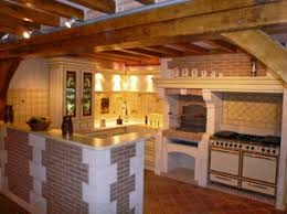 cuisine rustique provencale l orangerie 2 cuisines jean magnan artisan cuisiniste cuisines