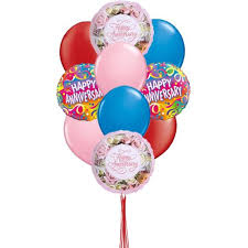 delivery of balloons for birthdays 37 best balloon bouquets images on balloon bouquet
