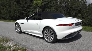 jaguar back jaguar f type s with remus cat back system youtube