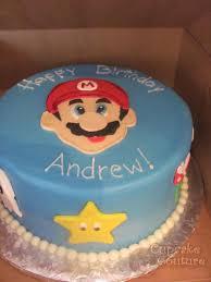 mario cake birthday cakes images great mario birthday cake for children