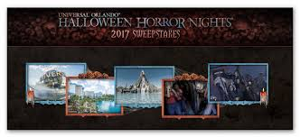 halloween horror nights express pass universal orlando halloween horror nights sweepstakes u2013 ends sept