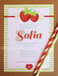 printable birthday invitations strawberry shortcake strawberry shortcake invitations luxury strawberry shortcake