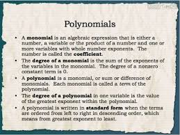 adding and subtracting polynomials math i lessons tes teach