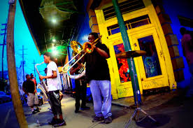 Google Maps Bourbon Street New Orleans by Guide To Live Music On Frenchmen Street Louisiana Travel