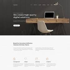 web design templates ready made website for web design agency motocms