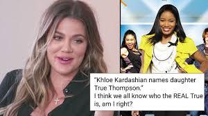 Khloe Kardashian Memes - the memes about khloe kardashian s baby name are already out of