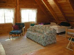 Cabin Floor by Robinson Creek Cabin Rental