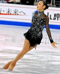 Kim Yu Na ice skating Danse‑Macabre