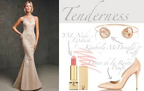 what color shoes do you wear with a rose gold dress style guru